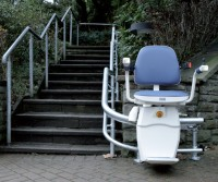 Outdoor-Stair-lift