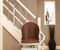 curve alpha stairlift