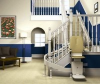 Curved Stairlift Durham